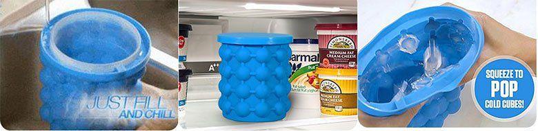 Ice Genie   die smartere Art Eiswürfel herzustellen für 8,29€ (statt ~12€)