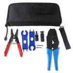 MC4 Crimpzange Werkzeug-Set für 18,66€ (statt 35€)