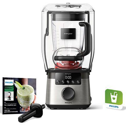 Philips HR3868/00   Avance Collection Innergizer Hochleistungsmixer für 359,99€ (statt 401€)