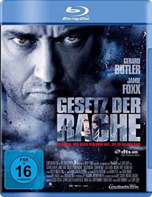 Vorbei! Gesetz der Rache (Blu Ray) für 4,49€ (statt 8€)