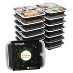 """15 Lunchboxen für """"Meal Prep"""" für 13,76€ (statt 20€)"""