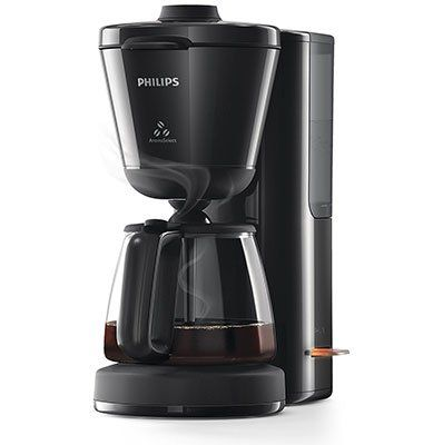 Philips HD7685/90   Kaffeemaschine mit Glaskanne für 26,99€ (statt 70€)