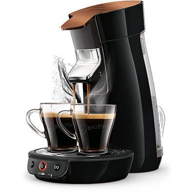 Senseo Viva Café Kaffeepadmaschine HD7836/90 für 53,99€ (statt 79€)