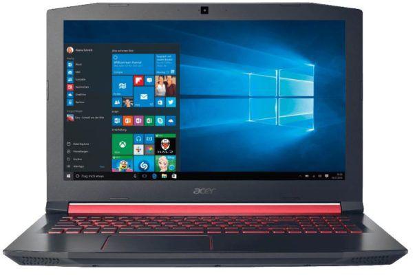 ACER Nitro 5   15,6 Zoll Full HD Gaming Notebook mit GTX 1050 für 799€ (statt 904€)
