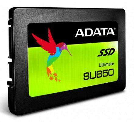 ADATA Ultimate SU650 960GB SSD intern für 99€ (statt 118€)