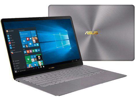 ASUS ZenBook Deluxe UX490UA Notebook mit 14 Zoll, Core i7, 16GB RAM, 512GB SSD für 1.299€ (statt 1.799€)