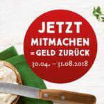 Alpenhain Camembert Creme gratis testen dank Geld zurück Garantie