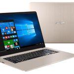 Asus VivoBook S510UQ-BQ647T -15,6″ Notebook mit i5 + 8 GB RAM + 1TB + 256GB SSD für 674,99€