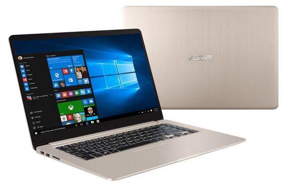 Asus VivoBook S510UQ BQ647T  15,6 Notebook mit i5 + 8 GB RAM + 1TB + 256GB SSD für 674,99€