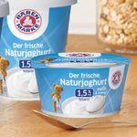 Bärenmarke Naturjoghurt gratis testen dank Geld zurück Garantie