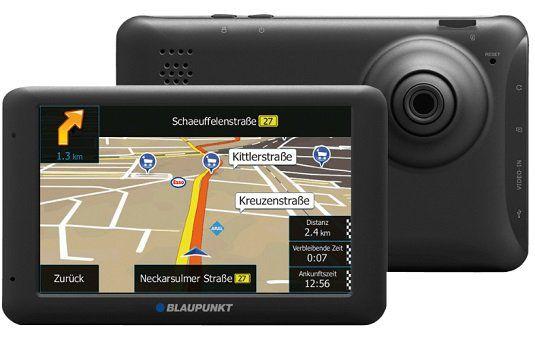 BLAUPUNKT TravelPilot 53 CAM Navigationssystem für Gesamteuropa inkl. Russland für 59€ (statt 105€)