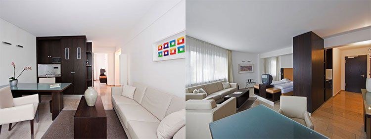 ÜN im Düsseldorfer Apartment inkl. WLAN für 24,50€ + Frühstück nur 7,50€ statt 15€ p.P