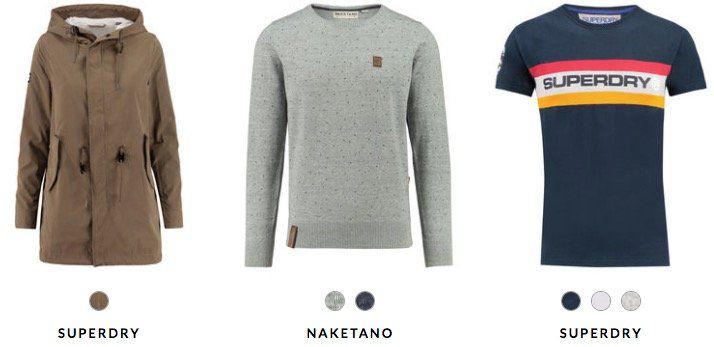 15% Rabatt auf Urban Styles bei engelhorn   z.B. Superdry Vintage Logo Duo Sweater für 33,91€ (statt 50€)