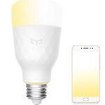 Yeelight Smart LED-Lampe E27 weiß (dimmbar) für 16,41€