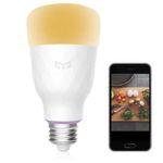 Yeelight LED-Leuchte (2. Version) 10W mit RGB E27 für 16,43€