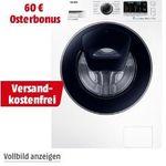 Samsung Waschmaschinen mit bis zu 200€ Sofort-Rabatt – z.B. Samsung WW7RJ5535MW für 399€ (statt 459€)