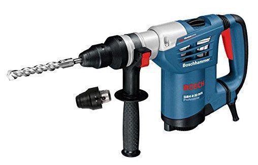 Bosch GBH 4 32 DFR Professional Bohrhammer mit Schnellspannbohrfutter für 285€ (statt 408€)