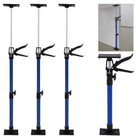 3er Set Türspanner/Zargenspanner bis max. 30kg für 25,45€