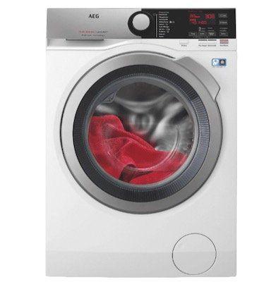 AEG L7FE74485 Waschmaschine mit 8kg und A+++ für 619€ + 70€ Gutschein