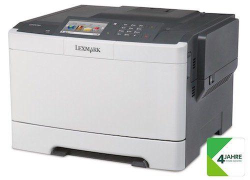 Lexmark CS517de Farblaserdrucker für 99,80€ (statt 158€)