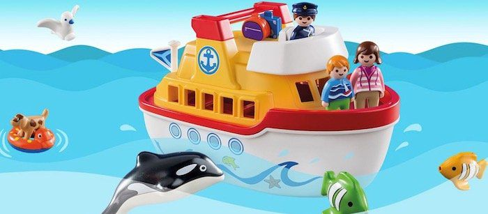 Playmobil 123 Spielzeug Sale bei vente privee   z.B. Playmobil 6786 Weihnachtskrippe für 15,90€ (statt 20€)