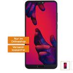 Knaller! Huawei P20 Pro für 99€ + o2 Blue All-In M mit 5GB LTE für 29,99€ mtl. + ggf. gratis Bose Kopfhörer im Wert von 294€
