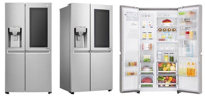 TOP! LG Side by Side Kühlkombis mit bis zu 250€ Direkt Rabatt + bis zu 500€ Gutschein