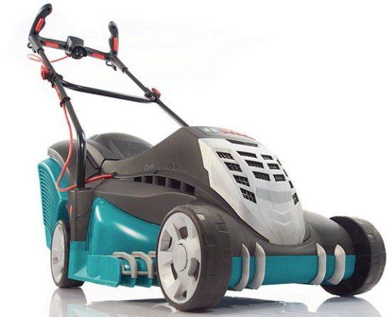 Bosch Rotak 40 S Elektro Rasenmäher inkl. Mulchkit, Handschuhe und Regencover für 137€ (statt 177€)