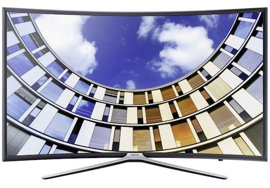 Samsung UE55M6399   55 Zoll curved Full HD Fernseher für 629,91€