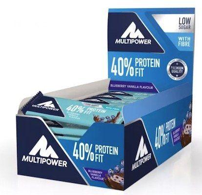 24er Pack Multipower 40% Protein Fit Riegel (je 35g) für 16,30€ (statt 25€)