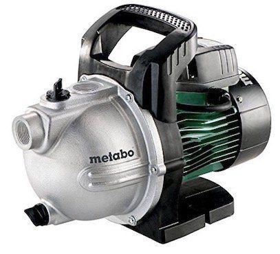 Metabo P 4000 G Gartenpumpe (Fördermenge 4000 l/h) ab 75,65€ (statt 89€)