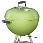 Weber BBQ Holzkohlegrill 47cm in Grün für 90,49€ (statt 120€)