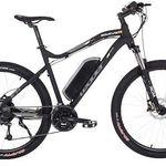 Leader E-Bike Braver 27,5 Zoll (Pedelec) Mountainbike mit Shimano Deore / FD-TX50-6 Schaltung für 649€ – nur in A.T.U. Filialen