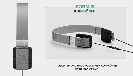 Bang & Olufsen Kopfhörer bei vente privee   z.B. In Ear H3 ANC für 99,90€ (statt 130€)
