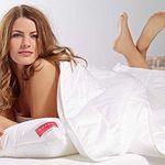 Hefel Sale mit Kissen, Unterbetten und Decken – z.B. Klima Plus Ganzjahresdecke nur 97,90€ (statt 129€)