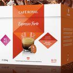 Preisfehler bei Cafe Royal: 480 Espresso Forte Kapseln nur 11,65€ (statt 61€)
