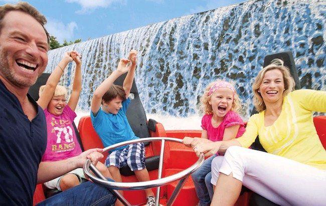 Heide Park Soltau Eintritt + ÜN im 4* Abenteuerhotel ab 59€ p.P.