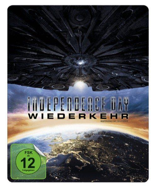 3er Pack 4K Blu rays für nur 50€ beim Media Markt