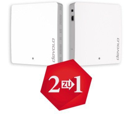 2er Pack devolo WiFi pro 1750i Hochleistungs Access Points für 179€ (statt 358€)