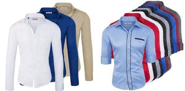 Rock Creek Herren Hemden für je 11,90€ (statt 17€)