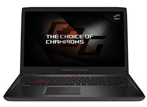 Asus GL702ZC GC098T   17,3 Zoll Full HD Gaming Notebook mit Ryzen 5 und RX 580 für ca. 835€ (statt 1.293€)