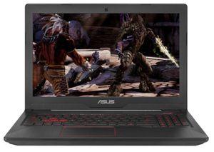 Asus FX503VM Gaming Notebook mit GTX 1060 (6GB) für 949€ (statt 1.399€)