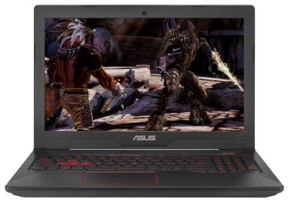 Asus FX503VM Gaming Notebook mit GTX 1060 (6GB) für 999€ (statt 1.299€)