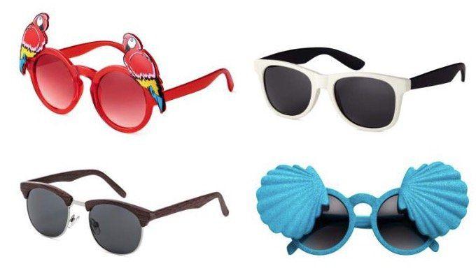 H&M Sonnenbrillen ab 2,99€ + ggf. kostenloser Versand als Club Mitglied (kostenlose Mitgliedschaft)