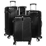 ABS-Kofferset Palma 3-teilig für 89€ (statt 110€)
