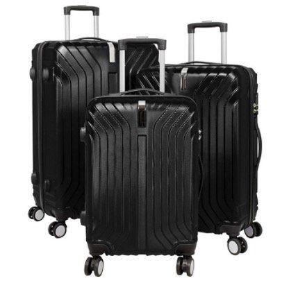 ABS Kofferset Palma 3 teilig für 83,60€ (statt 129€)