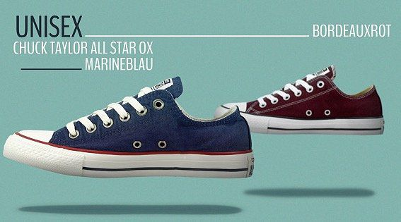 Converse Unisex Sneakers bei vente privee   z.B. Chuck Taylor All Star Hi für 32,90€ (statt 43€)