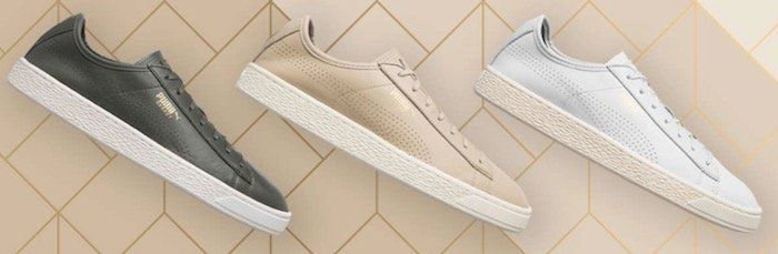 Puma Basket Classic Soft Leder Sneaker für je 35,44€ (statt 58€)