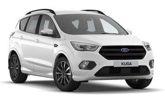 Ford Kuga ST Line Leasing (gewerblich) ab 200,94€ mtl.