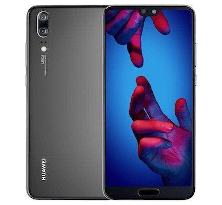 Huawei P20 für 4,95€ + Ay Yildiz Ay Allnet Plus mit 8GB LTE + Türkei Flat für 29,99€ mtl.